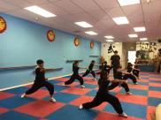 Kids Advanced Kung Fu Class Wu Shu Team San Jose