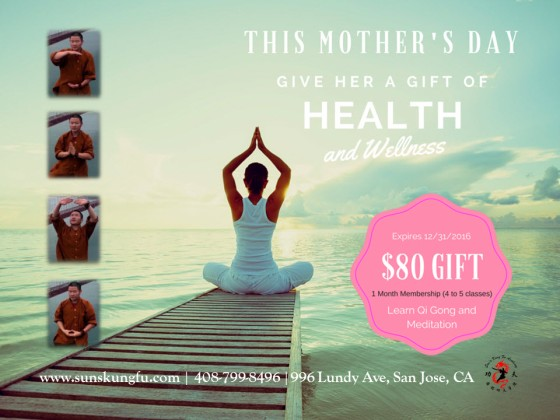 Mothers Day Gift Flyer