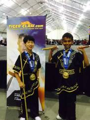 2016 WildAid Kids Kung Fu Competition Winners_Sun's Kung Fu School San Jose