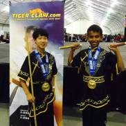 2016 WildAid Kids Kung Fu Competition Winners_Sun's Kung Fu School San Jose